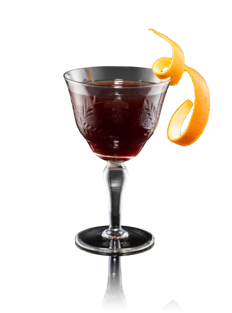 The Mr Hankey Cocktail